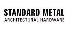 standard metal company logo